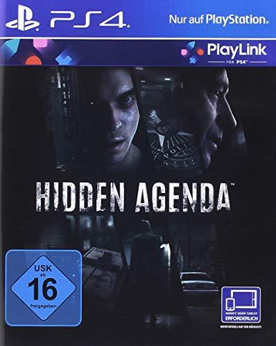 Hidden Agenda - PlayStation 4 [Importación alemana]