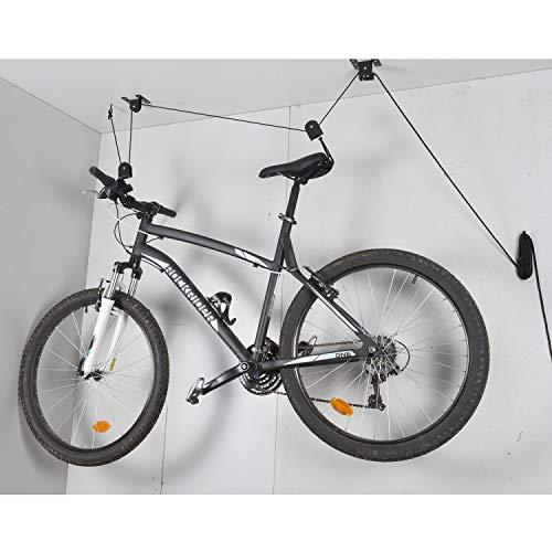 Megaprom MTB Bike Fahrrad Fahrradaufhängung Fahrradhalter Fahrradlift Fahrradaufzug mit Seilzug-System