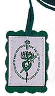 Escapulario verde - El regalo de María