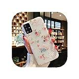 Coque de luxe pour Samsung A01 A21S A51 S20 FE A11 A31 Coque arrière pour Samsung Galaxy S 20 A 11...