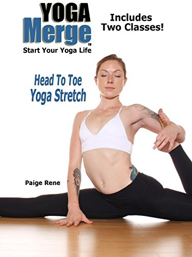 Head To Toe Yoga Stretch