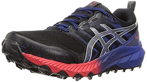 ASICS Gel-Trabuco 9 G-TX, Zapatillas para Correr Hombre, Black Pure Silver, 40 EU