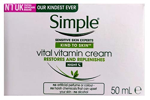 Simple Kind To Skin Vital Vitamin Cream Day Spf 15