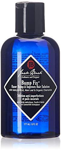 Jack Black Bump Fix Razor Bump & Ingrown Hair Solution, 6 Fl Oz