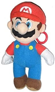 Mario Plush Clip on 6''