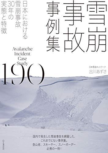 雪崩事故事例集190の詳細を見る