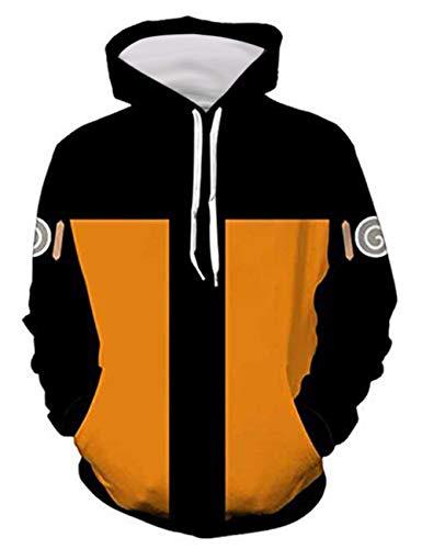 Ainiel Men's Boy's Hoodie Long Sleeve Jacket Varsity Coat Cosplay Costumes
