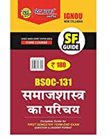 IGNOU BSOC-131 Choice Based Credit System Core Course Samajsastra ka parichey Complete Guide