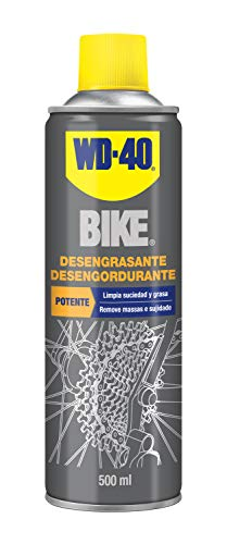 WD-40 BIKE - Desengrasante Cadenas Bicicleta-Spray 500ml