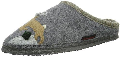 GIESSWEIN Damen Neef Pantoffeln, Grau (017 Schiefer), 40