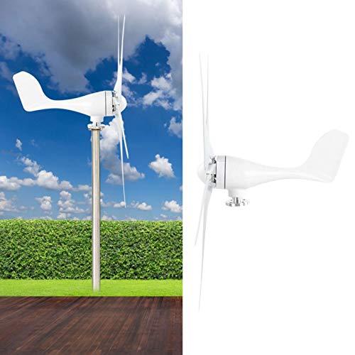 12V 500W Wind Turbine 5 Blades Wind Generator Wind Turbine Generator Kit...