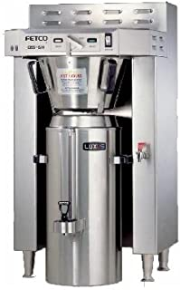 Fetco Single 3.0 Gallon Thermal Coffee Brewer Cbs-61H-C61026