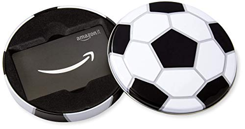 Buono Regalo Amazon.it - Cofanetto Pallone da calcio