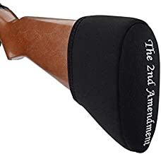 Pridefend Gel Filled Slip On Recoil Pad for Rifle and Shotgun