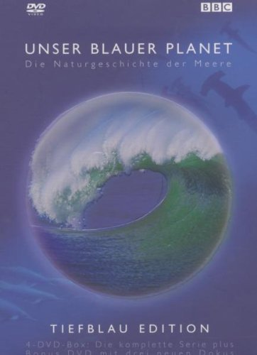 Tiefblau Edition (4 DVDs)