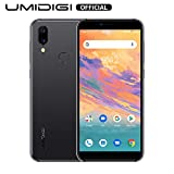 UMIDIGI A3S Unlocked Smartphone 2020, 16 GB Android 10 Mobile Phone, Double-Sided 2.5D