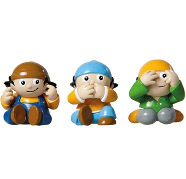 Mainzelmännchen Figuren-Set