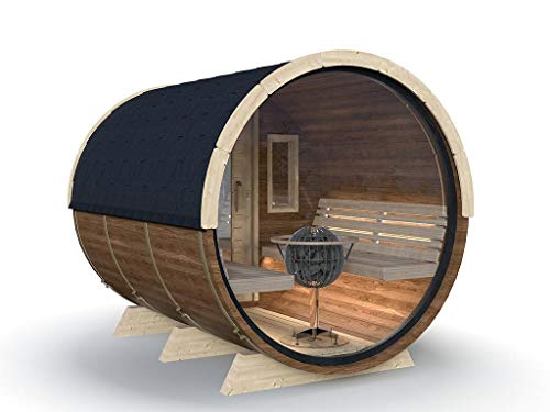 Sauna Vat Nordkapp GLOBE BRON