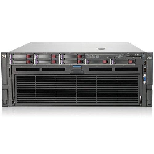 HP ProLiant DL580 G7 Base Blade Server (Intel Xeon E7530, 1,9GHz, 16GB RAM, USB 2.0)
