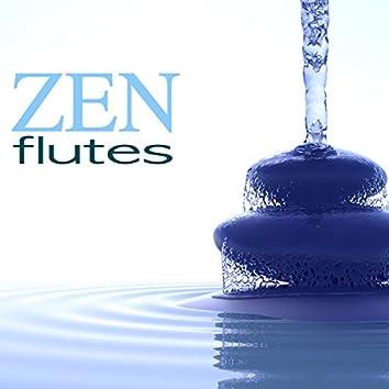 Zen Flutes - Spiritual Nature Sounds with Tibetan Bowls & Native American Flute