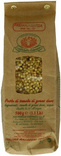 Rustichella d'Abruzzo Fregola Tostata (3 x 500g)