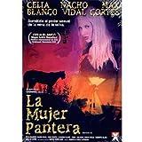 La mujer pantera Nacho Vidal DVD X
