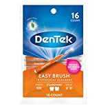 DenTek Easy Brush Interdental Cleaners, Mint, 16 Count