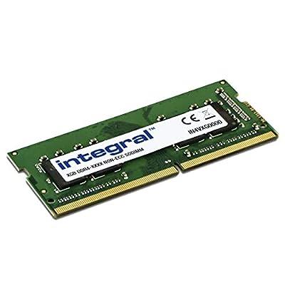 Integral 8GB DDR4 RAM 2666MHz SODIMM Laptop/Notebook PC4-21333 memory