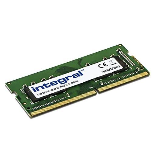 Integral Memory - Memoria DDR4 de 8 GB, SODIMM 2666 MHz, PC4-21300, 260 Pines, Kit de Memoria para Ordenador portátil 1