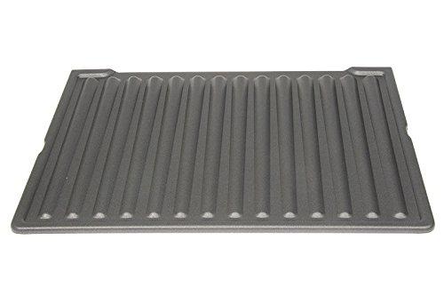 DeLonghi CG600 CG6001 CG6001.BK Plaque plate anti-adhésive pour grille de cuisson