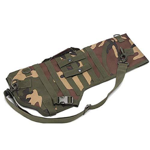 Tactical 73cm Rifle Shotgun Scabbard Bag Mochila Arma Militar Estuche para Transporte Funda Airsoft Assault Cuchillo Largo Paquete de Bolsa de Caza
