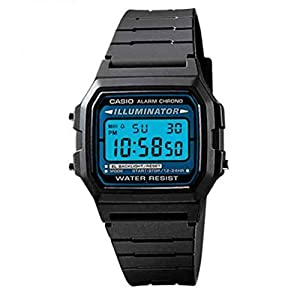 Casio watches Casio F105W-1A Casio Illuminator Watch
