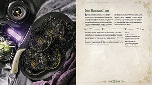 Heroes' Feast: The Official D&D Cookbook (Dungeons & Dragons): The Official D and D Cookbook
