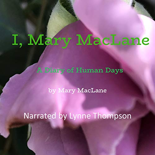 I, Mary MacLane cover art