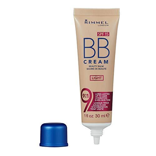 Rimmel - BB Crème - 9-en-1 - Texture légère -...