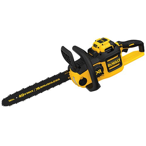 DEWALT DCCS690H1 40V 6AH Lithium Ion XR Brushless Chainsaw, 16\