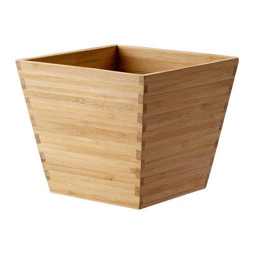 IKEA VILDAPEL -Pflanztopf Bambus - 12 cm