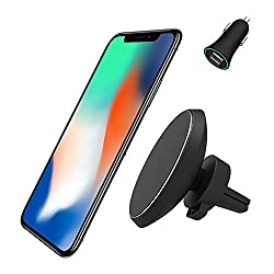 Neotrix Qi wireless car mount charger