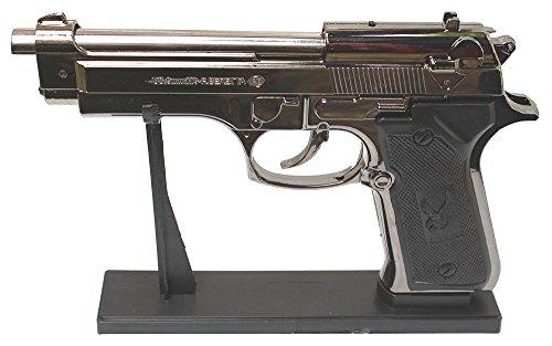 STAR MAGIC 9mm ABS BODY GUN SHAPE CIGARETTE LIGHTER