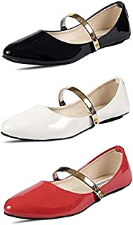 Rgk's Artificial Leather Bellies for Girl's & Women's (Rgk-133)