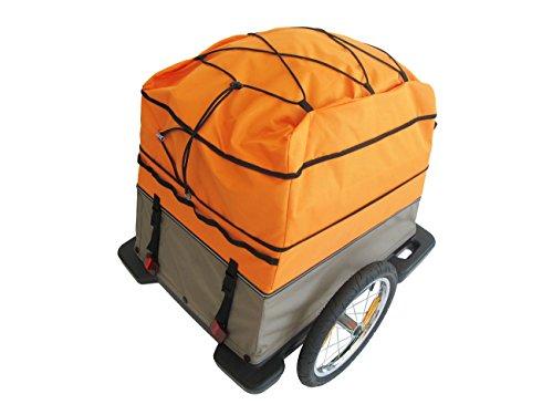 Buy Discount Croozer Cargo Touring Cover for Cargo Bike Trailer Orange