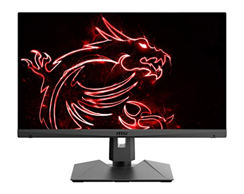 msi Optix MAG272QP - 69 cm (27 Zoll), LED Monitor, VA-Panel, WQHD-Auflösung, 165 Hz, AMD FreeSync, 1ms, USB-C