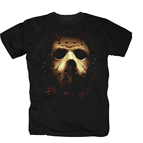 T-Shirt Jason nero XL