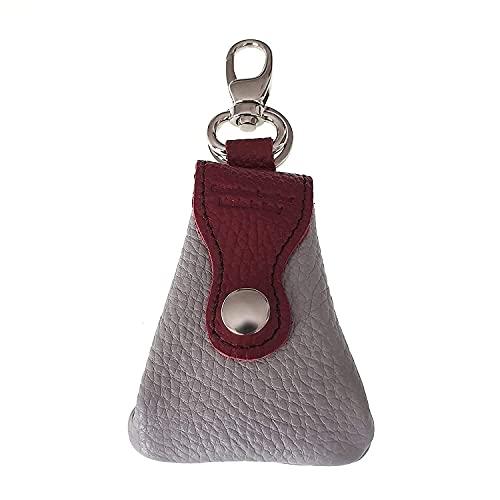 Estuches de Llaves Piel para Hombre Mujer Llavero colgante adorno para bolso - Dodo Ganza Roma Handmade