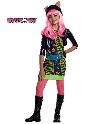Rubie's Offizielles Monster High Howleen-Kinder-Kostüm von Mattel–Kleine Größe