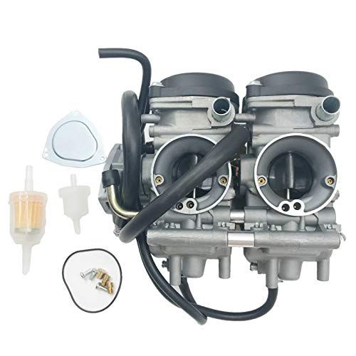 Carburetor Kit for Yamaha Raptor 660 2001 2002 2003 2004 2005 660R YFM660 YFM 660R Carb