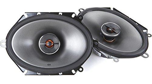 JBL GX862 2-Wege Auto-Hifi Lautsprecher (1 Paar) mit One Woofer schwarz