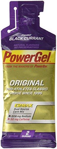 Pack 24 Geles Powerbar C2 Max Carb Mix Grosella-cafeína