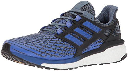 mächtig der welt Adidas Energy Boost M, Grau (Rohstahl / Hochauflösendes Blau / Mittelschwarz), 39,5 EU