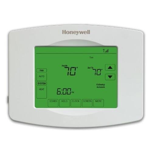 Honeywell Home Rth8580wf1007/w 7-Day Wi-Fi Programmable Touchscreen Thermostat, White (HoneywellRTH8580WF1007/W)